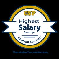 CSP Highest Salary Badge